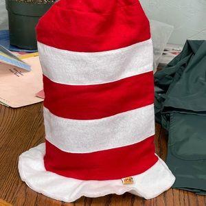 "Dr. Seuss ""Cat In The Hat"" Hat"